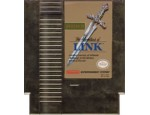 nintendo nes Zelda II 2 - Adventures of Link GOLD