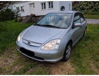 Honda Civic  CIVIC 1.6-110 2001