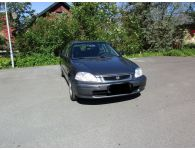 Honda Civic 1,4 iS 1997, 223 397 km